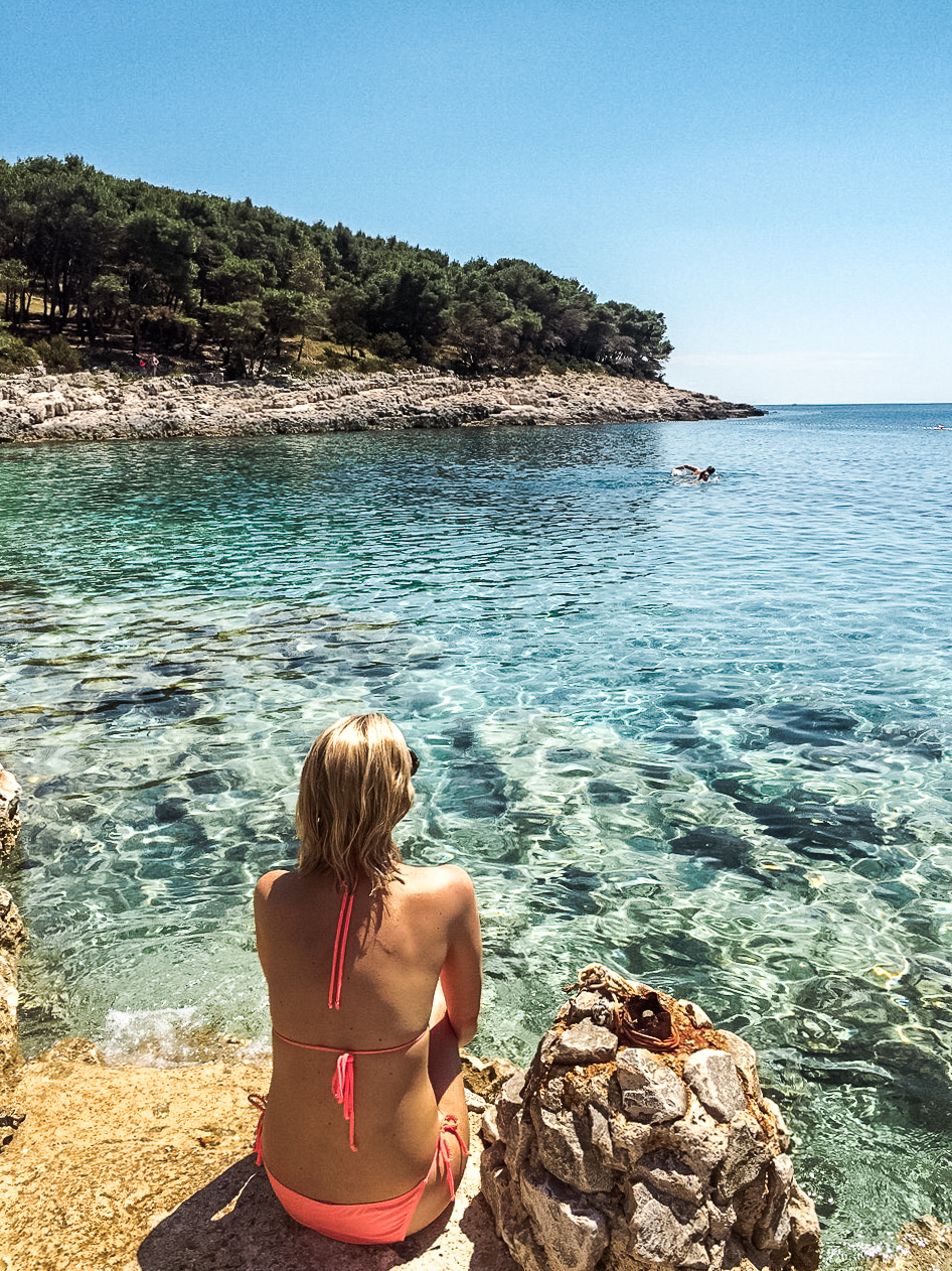 How much money for one week in Croatia?