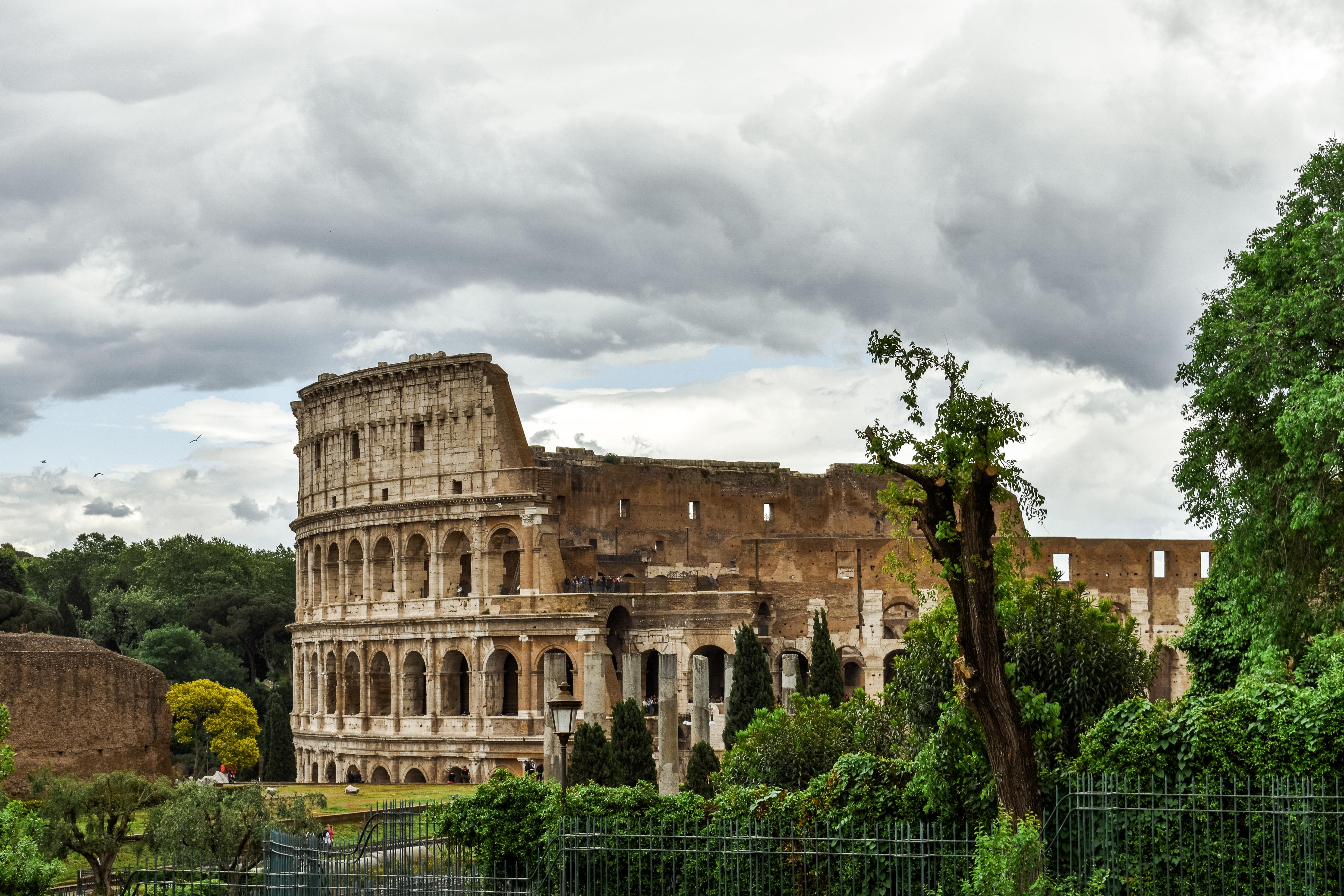 Three days in Rome - Colosseum