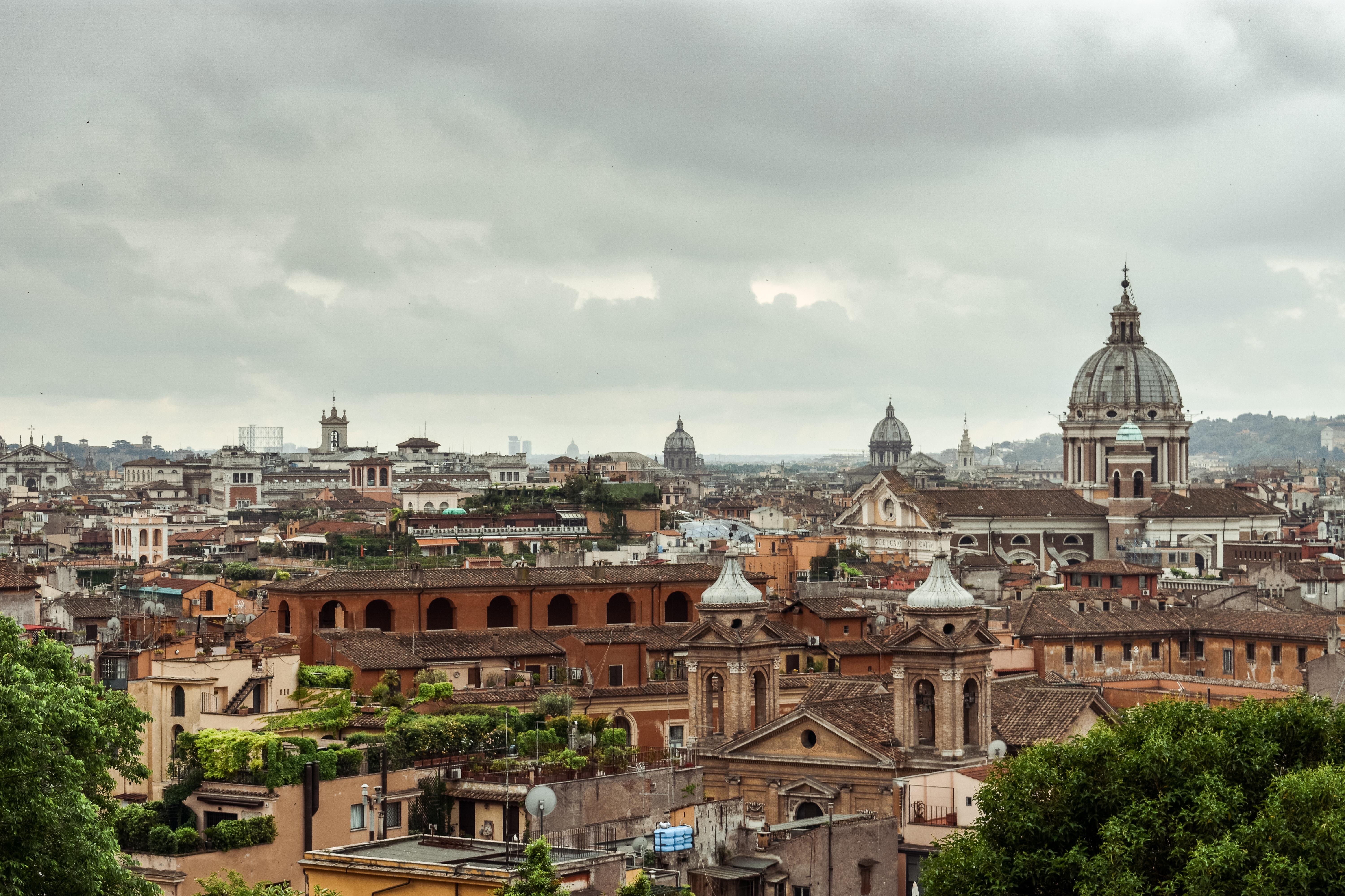 Three days in Rome - Villa Borghese