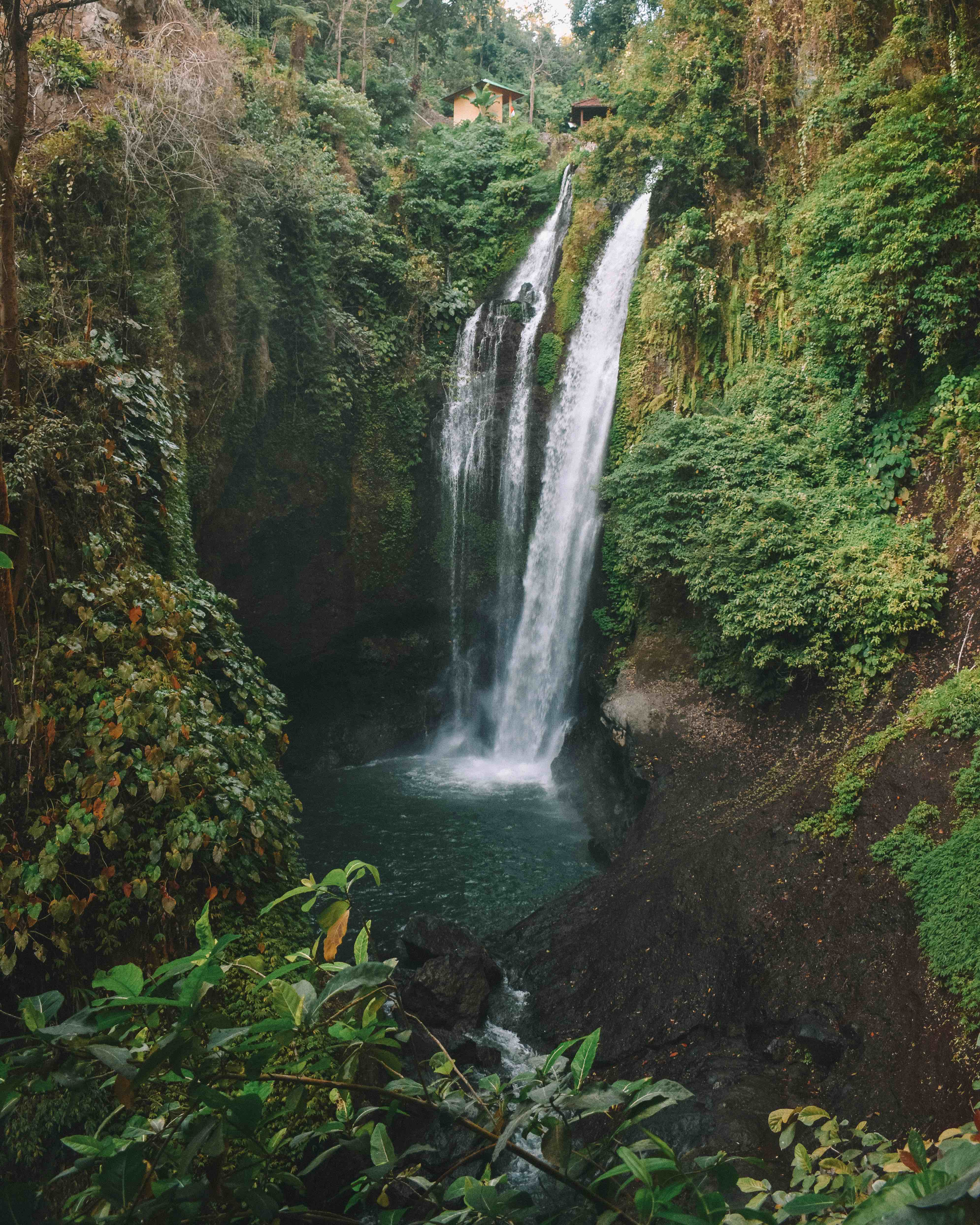 Sambangan Secret Garden Aling Aling Waterfall Bali