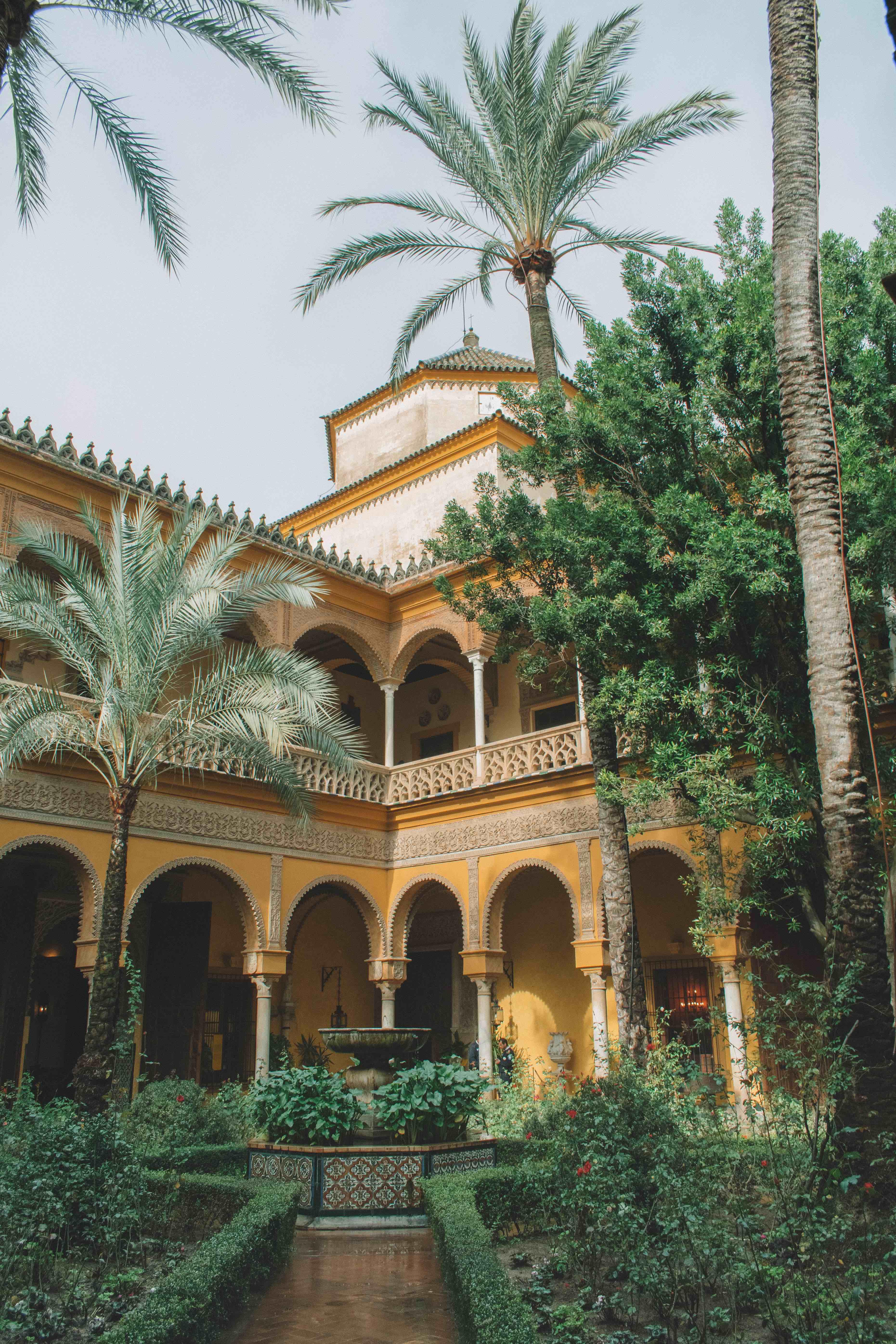 Palacio de las Dueñas Seville City Guide