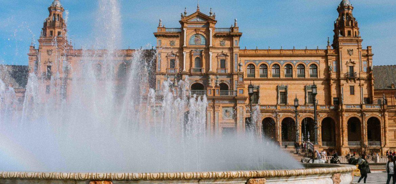 Plaza de Espana Seville City Guide