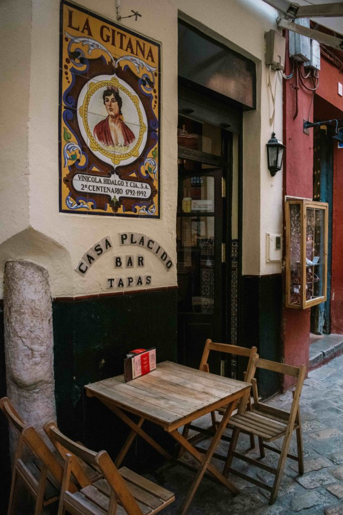Bar Casa Placido Seville City Guide