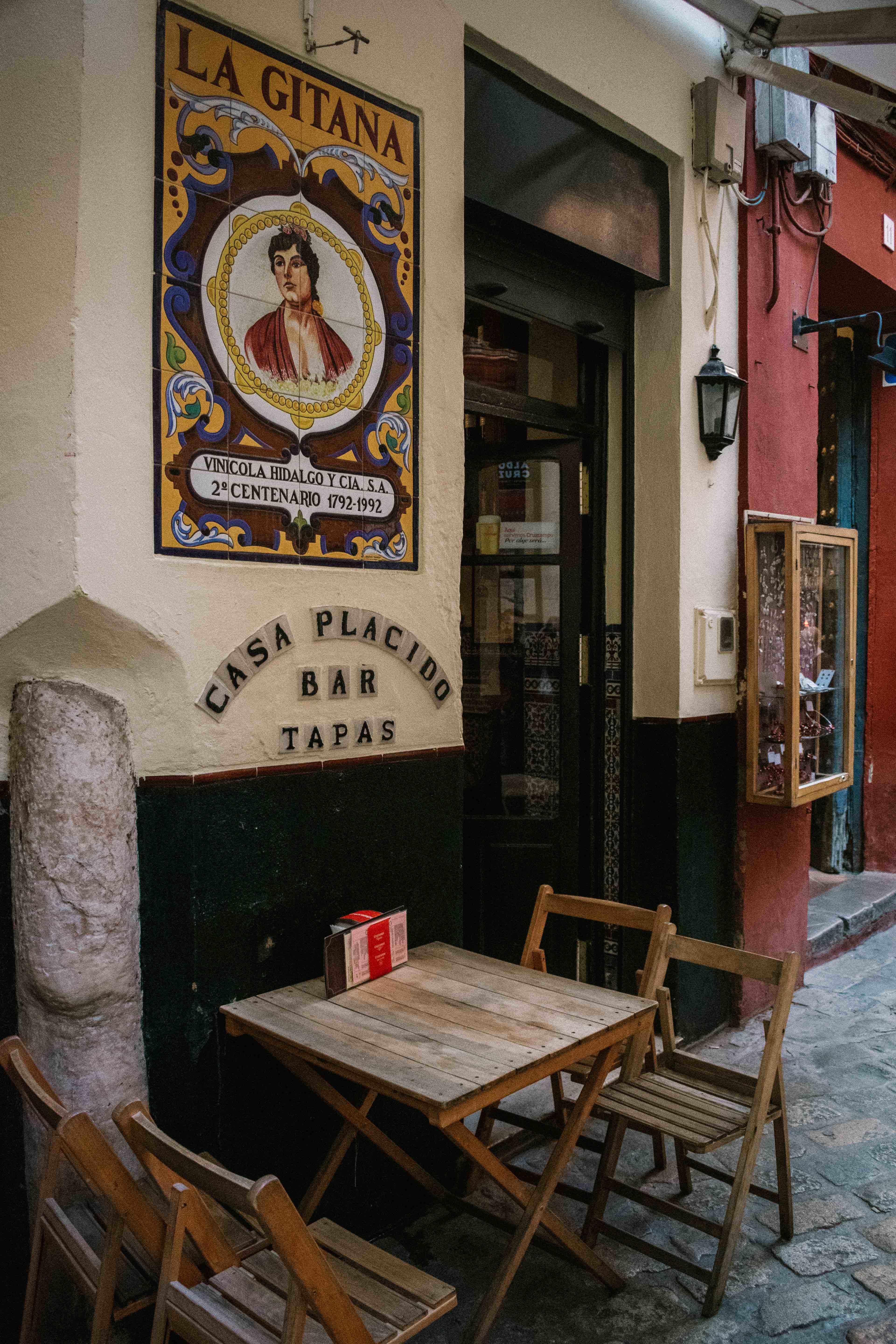 Bar Casa Placido Seville City Guide