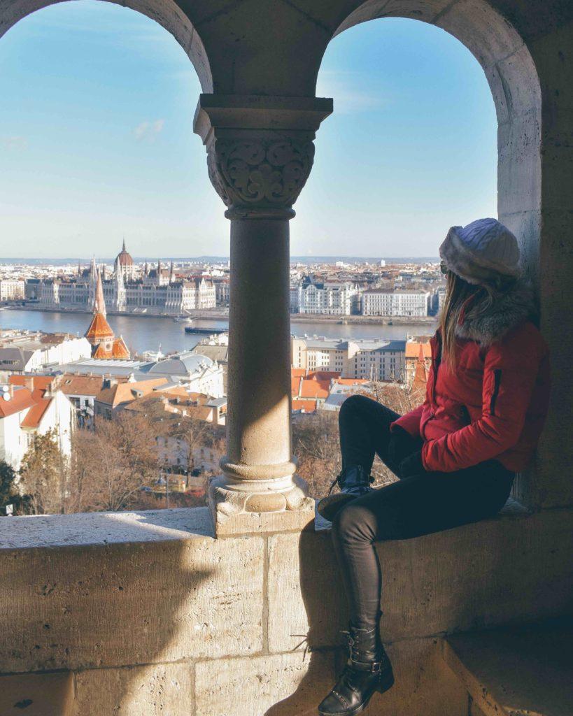 Spending money Budapest