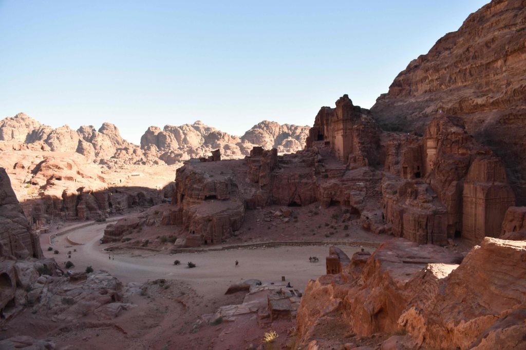 Petra-travel-guide-street-of-facades