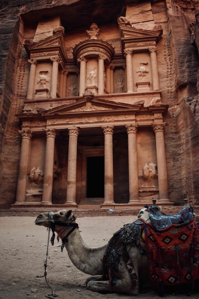 Petra Travel Guide The Treasury