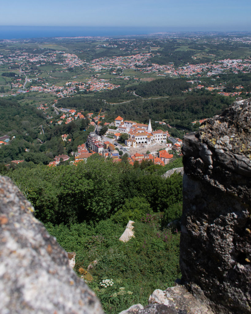 visiting Sintra from Lisbon