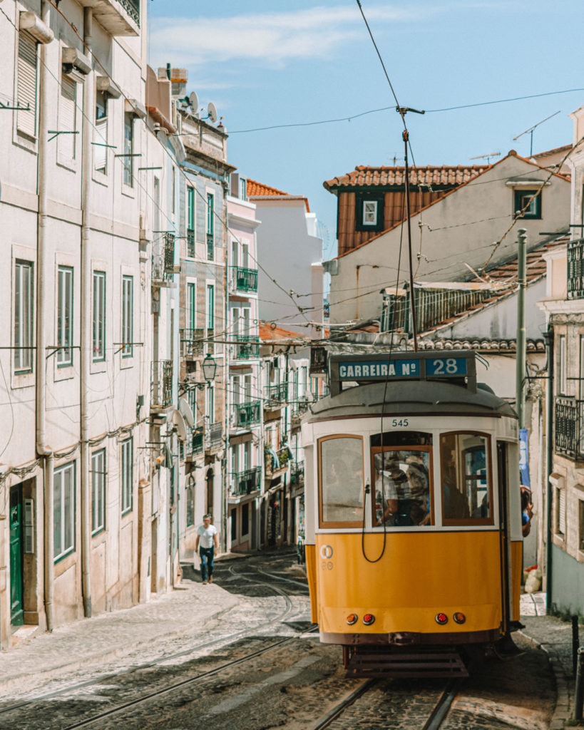 Cost of living in Lisbon
