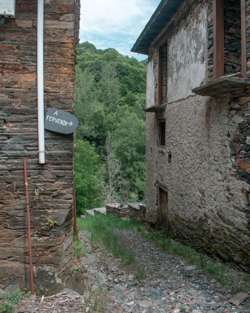 Fervenza De Vieiros Galicia