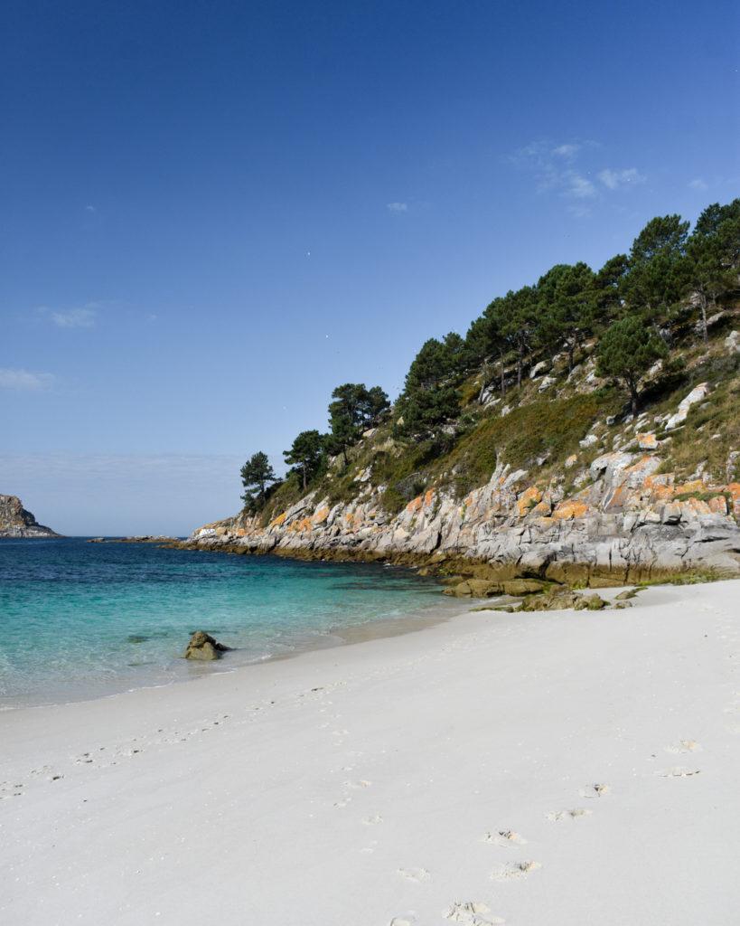 Cies Islands Galicia Beach2
