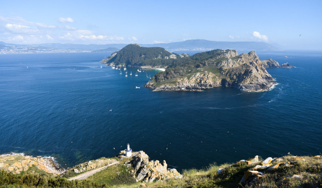 Cies Islands Viewpoint