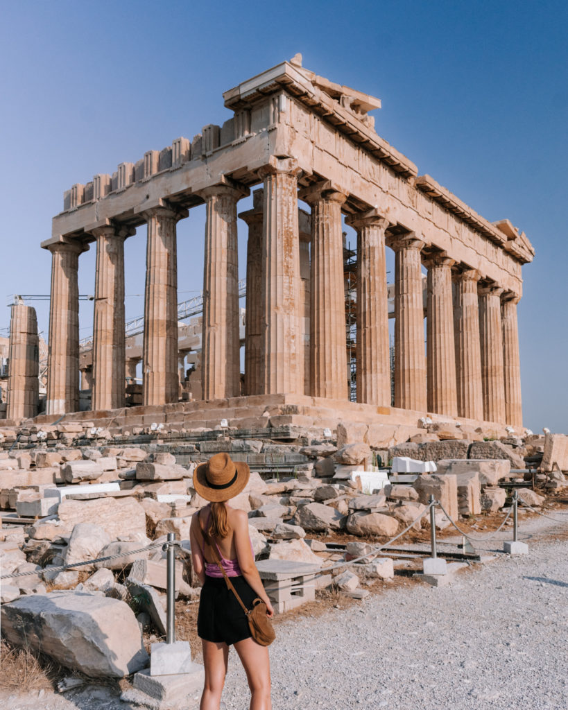Best things to see in Athens Acropolis