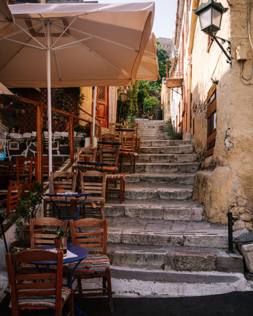 Best things to see in Athens Plaka