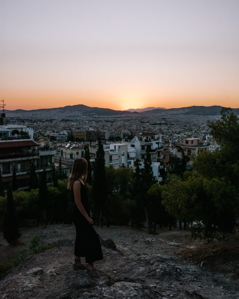 Best things to see in Athens Streffi Hill