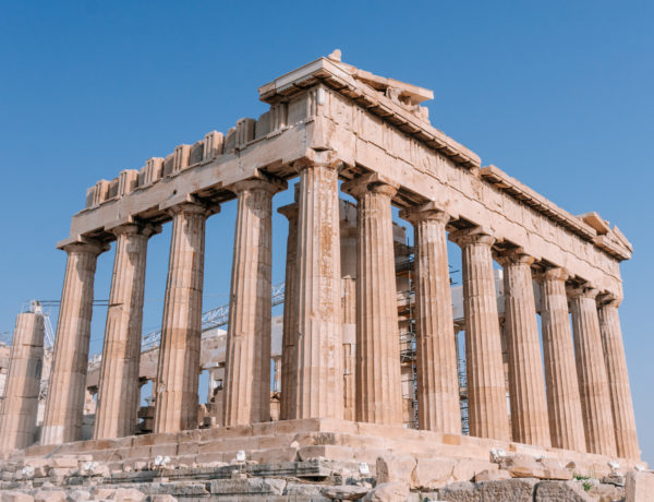 Cost of Living in Athens Parthenon