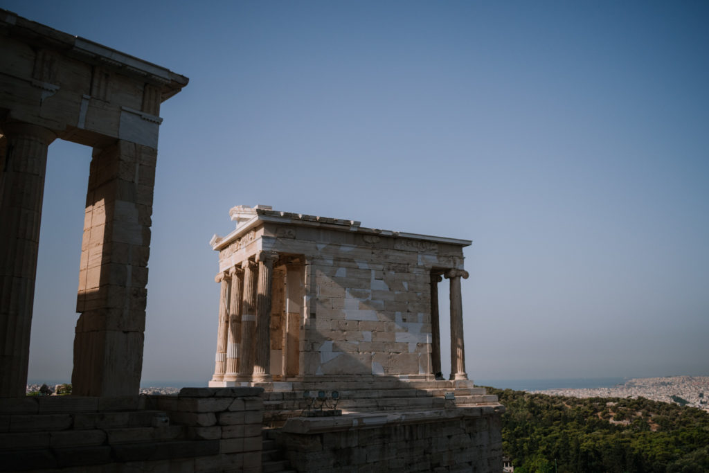 Cost of living in Athens Acropolis