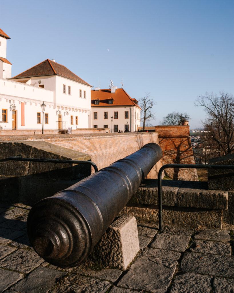 Spilberk Castle Brno