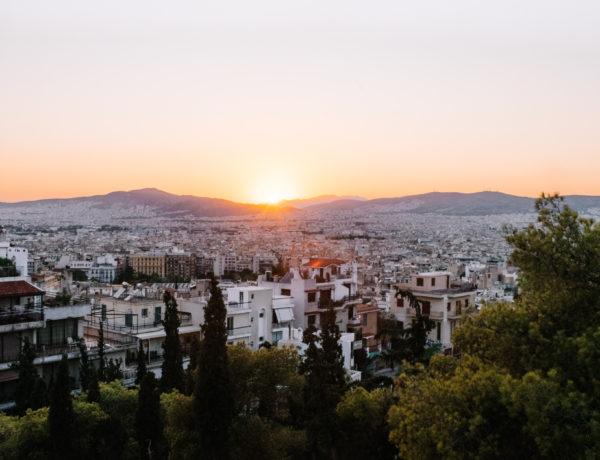 Strefi Hill Athens