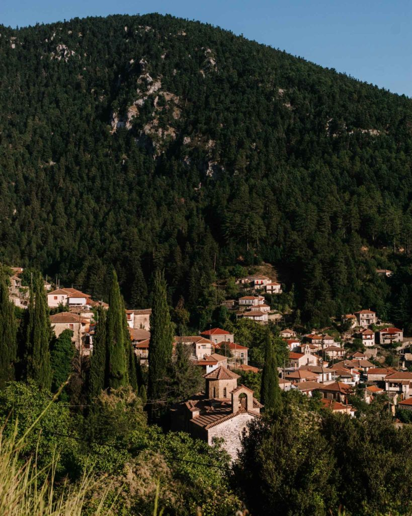 Polydroso village