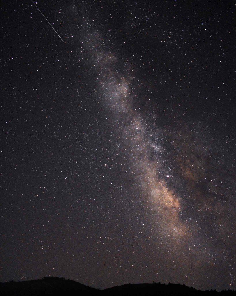 The Milky Way stars