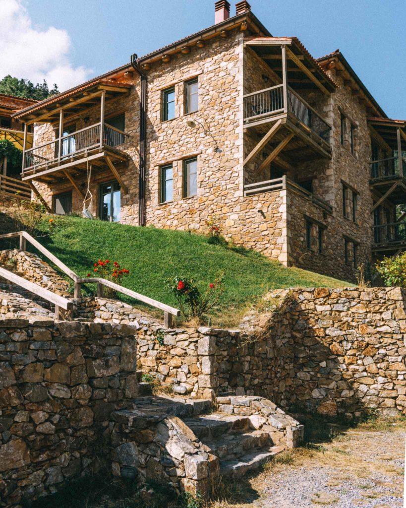 Pritanio Guesthouse Polydroso